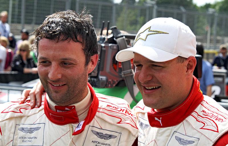 FIA GT1 v Brně: výsledky, velká galerie a povídání s Hansem Reiterem: - fotka 117