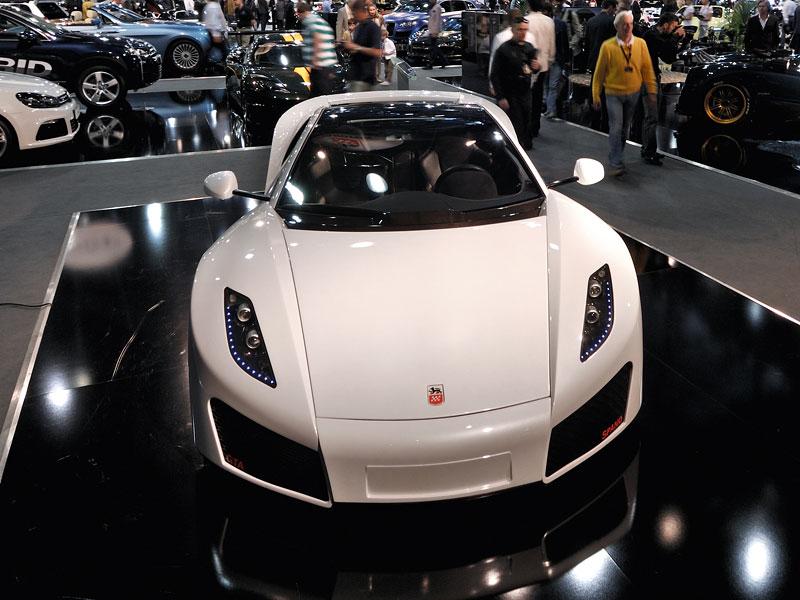 GTA Spano: 820 koní pro nový španělský supersport: - fotka 29