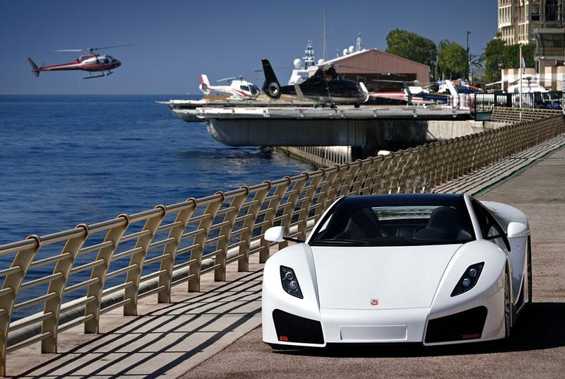 GTA Spano: 820 koní pro nový španělský supersport: - fotka 30