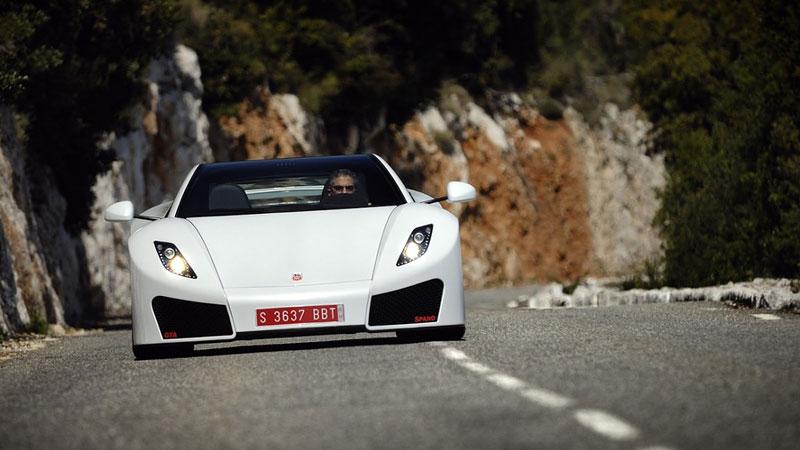 GTA Spano: 820 koní pro nový španělský supersport: - fotka 31