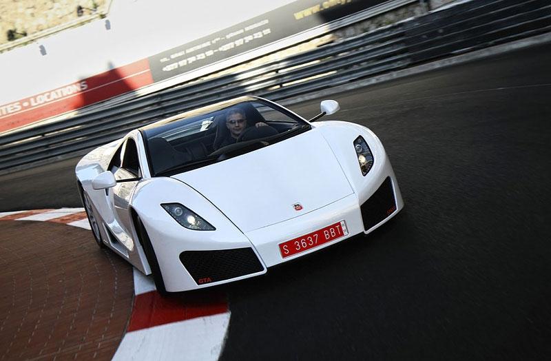 GTA Spano: 820 koní pro nový španělský supersport: - fotka 32