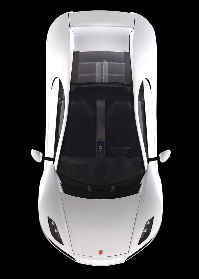 GTA Spano: 820 koní pro nový španělský supersport: - fotka 34