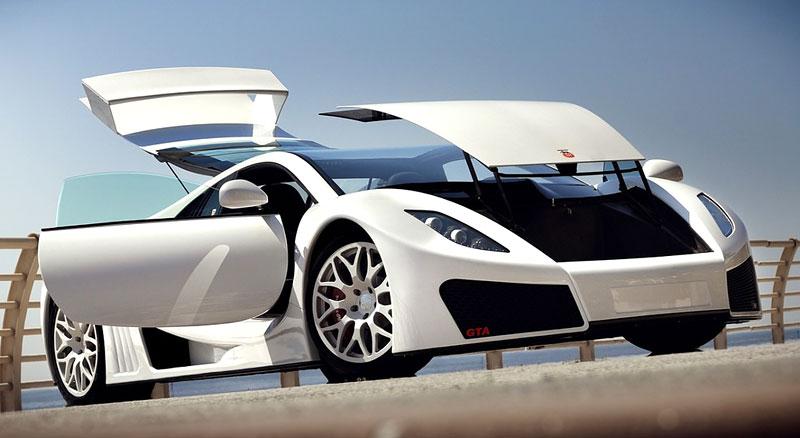 GTA Spano: 820 koní pro nový španělský supersport: - fotka 39