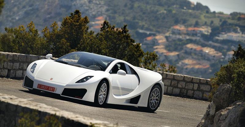 GTA Spano: 820 koní pro nový španělský supersport: - fotka 40
