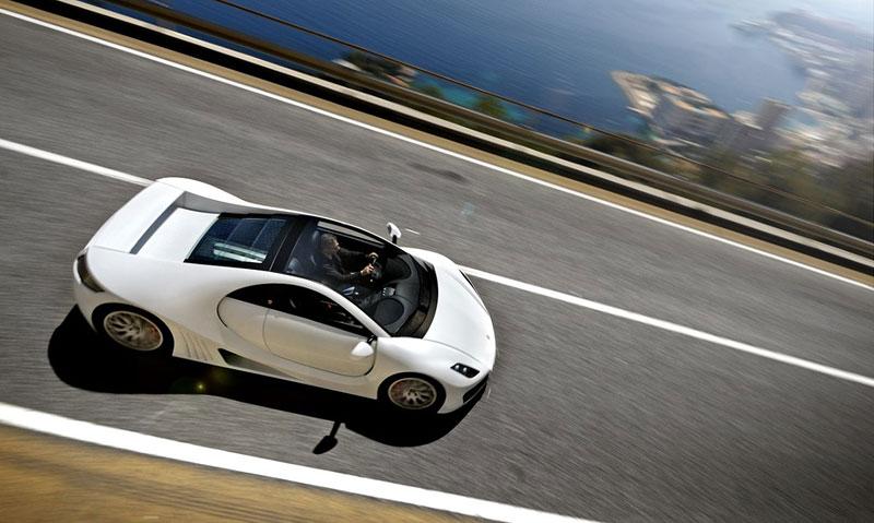 GTA Spano: 820 koní pro nový španělský supersport: - fotka 41