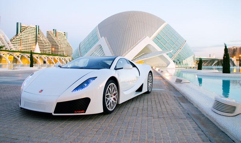 GTA Spano: 820 koní pro nový španělský supersport: - fotka 43