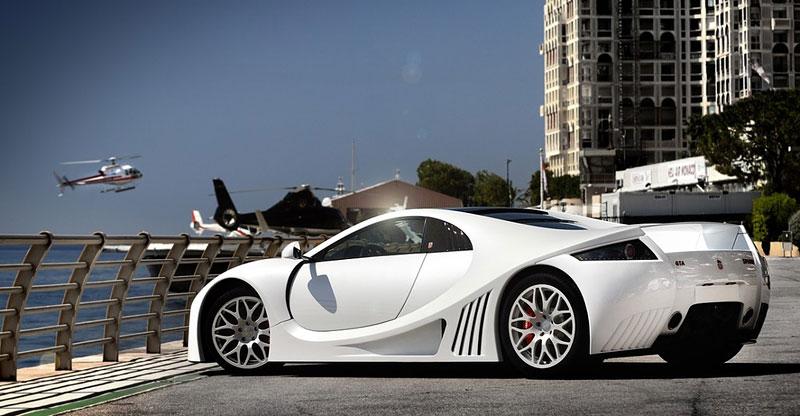 GTA Spano: 820 koní pro nový španělský supersport: - fotka 53