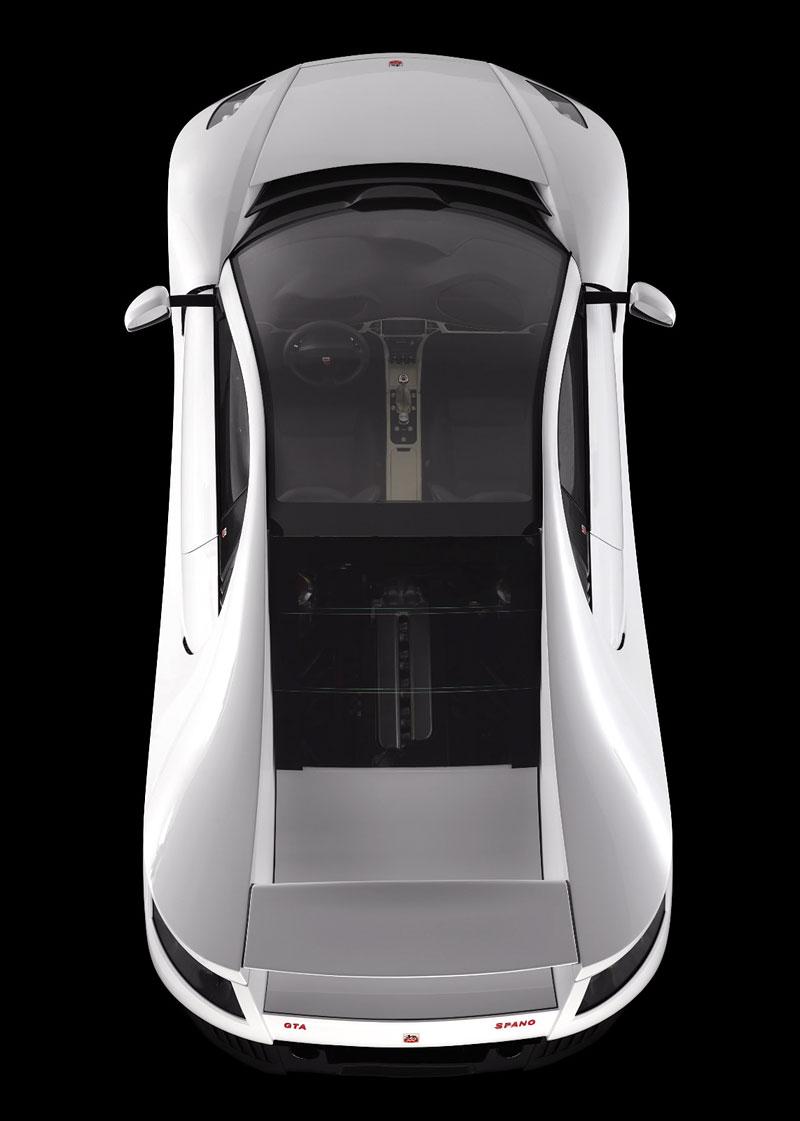 GTA Spano: 820 koní pro nový španělský supersport: - fotka 56