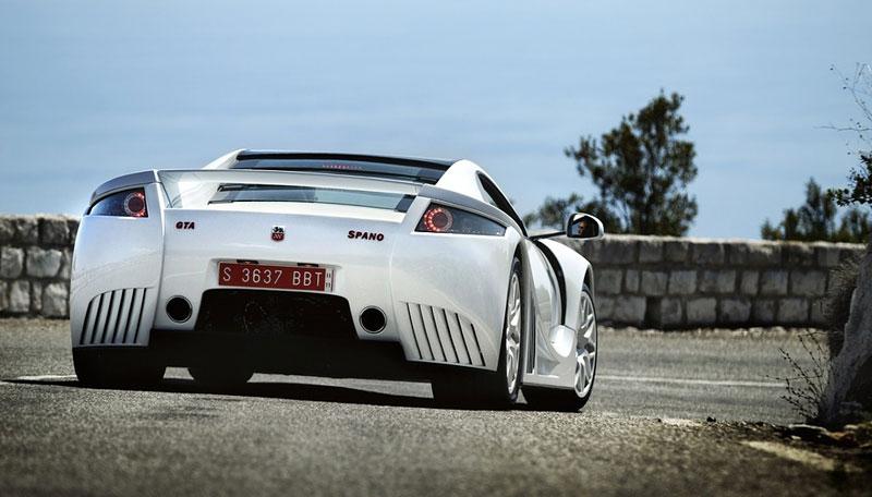 GTA Spano: 820 koní pro nový španělský supersport: - fotka 57