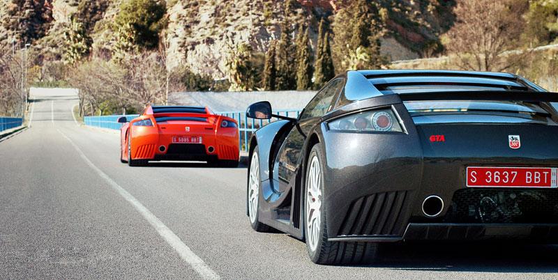 GTA Spano: 820 koní pro nový španělský supersport: - fotka 58