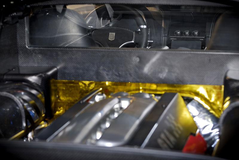 GTA Spano: 820 koní pro nový španělský supersport: - fotka 62