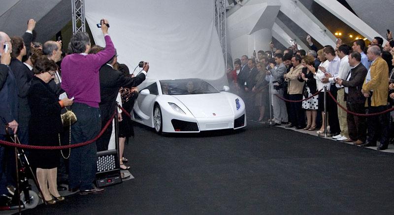 GTA Spano: 820 koní pro nový španělský supersport: - fotka 69