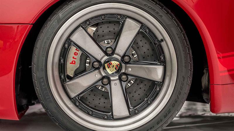 Další auto, o kterém můžete snít. Gunther Werks nabízí karbonovou 911: - fotka 6