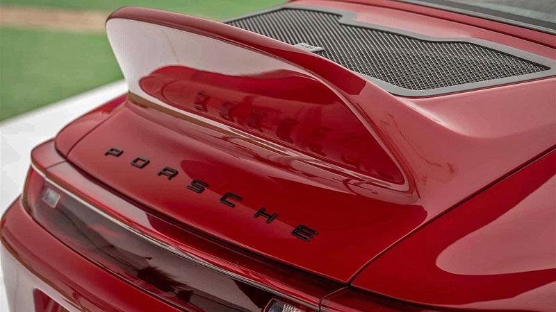 Další auto, o kterém můžete snít. Gunther Werks nabízí karbonovou 911: - fotka 7
