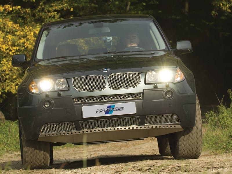 Hartge Hunter: BMW X3 připraveno na misi v terénu: - fotka 1