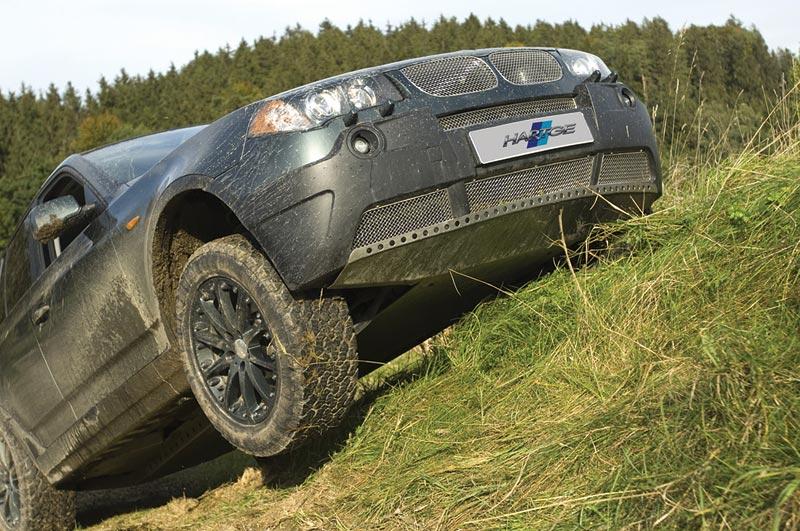 Hartge Hunter: BMW X3 připraveno na misi v terénu: - fotka 6