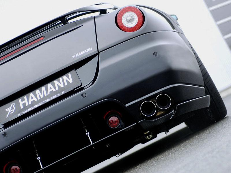 Hamann vyšperkoval Ferrari 599 GTB (Essen 2007): - fotka 8
