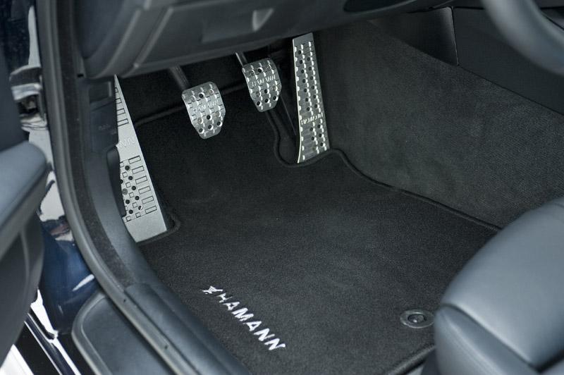 Hamann BMW M3: má se začít větší sestřička, em-pětka, bát?: - fotka 1
