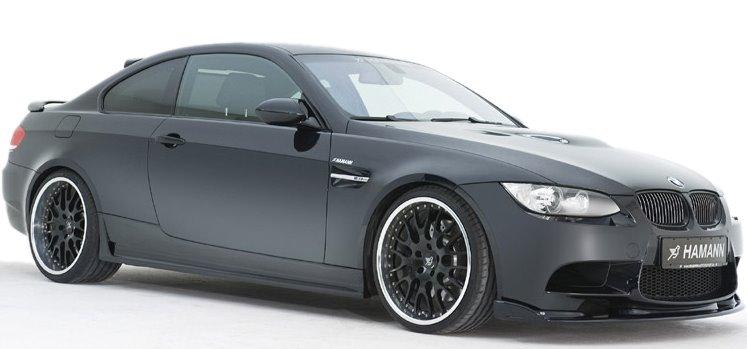 Hamann BMW M3: má se začít větší sestřička, em-pětka, bát?: - fotka 2