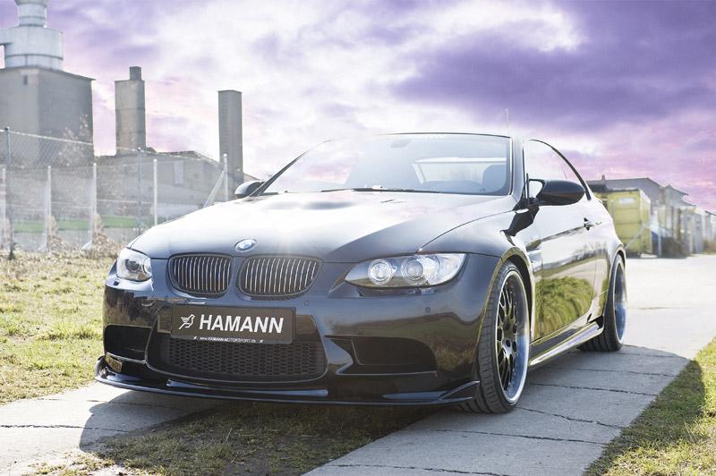 Hamann BMW M3: má se začít větší sestřička, em-pětka, bát?: - fotka 3
