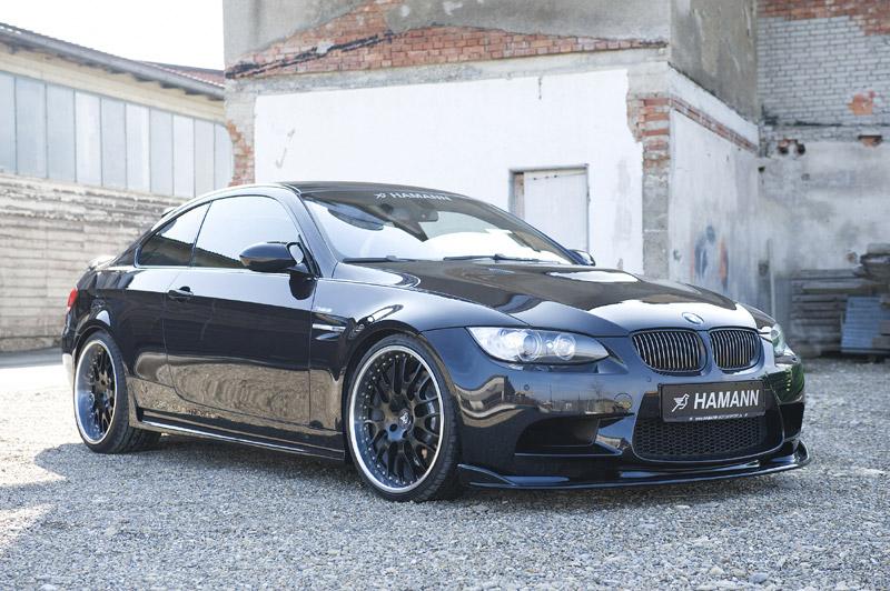 Hamann BMW M3: má se začít větší sestřička, em-pětka, bát?: - fotka 4