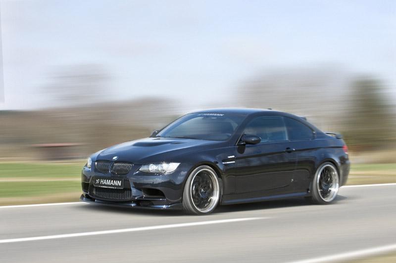 Hamann BMW M3: má se začít větší sestřička, em-pětka, bát?: - fotka 5