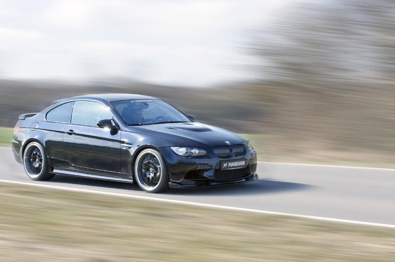 Hamann BMW M3: má se začít větší sestřička, em-pětka, bát?: - fotka 6