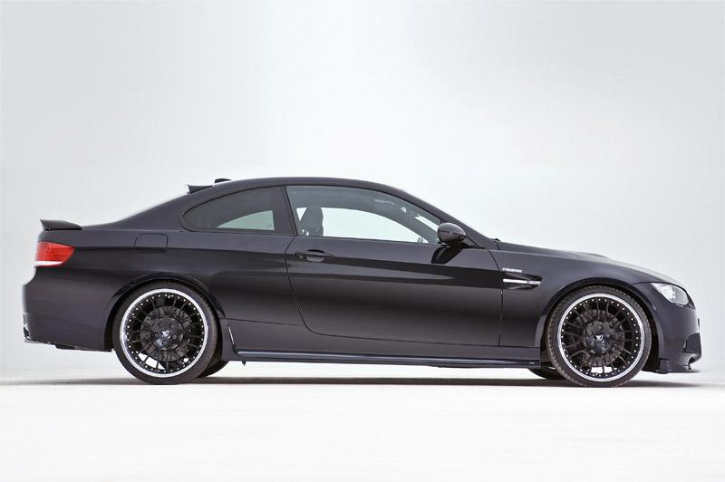 Hamann BMW M3: má se začít větší sestřička, em-pětka, bát?: - fotka 7
