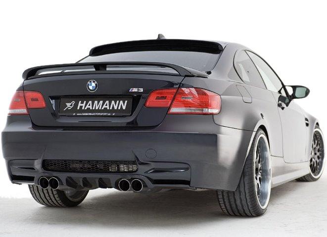 Hamann BMW M3: má se začít větší sestřička, em-pětka, bát?: - fotka 8