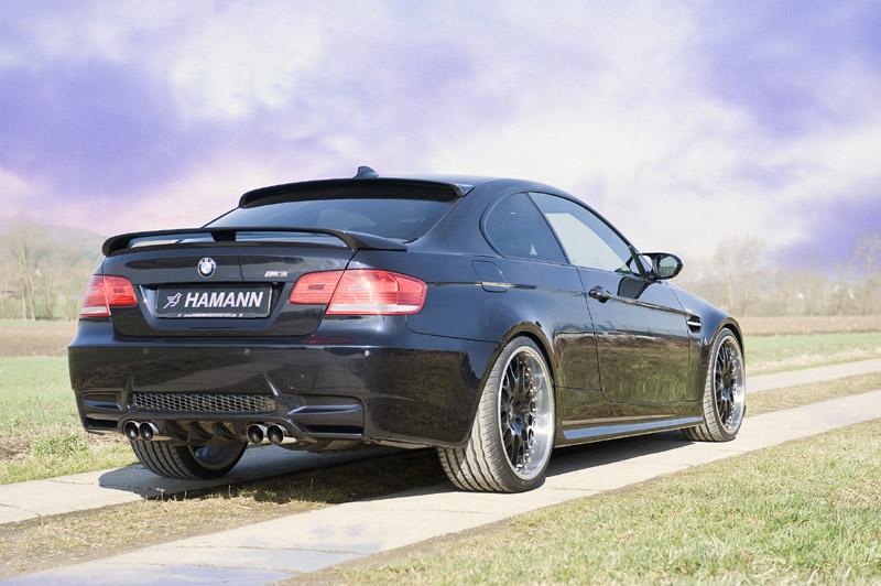 Hamann BMW M3: má se začít větší sestřička, em-pětka, bát?: - fotka 9