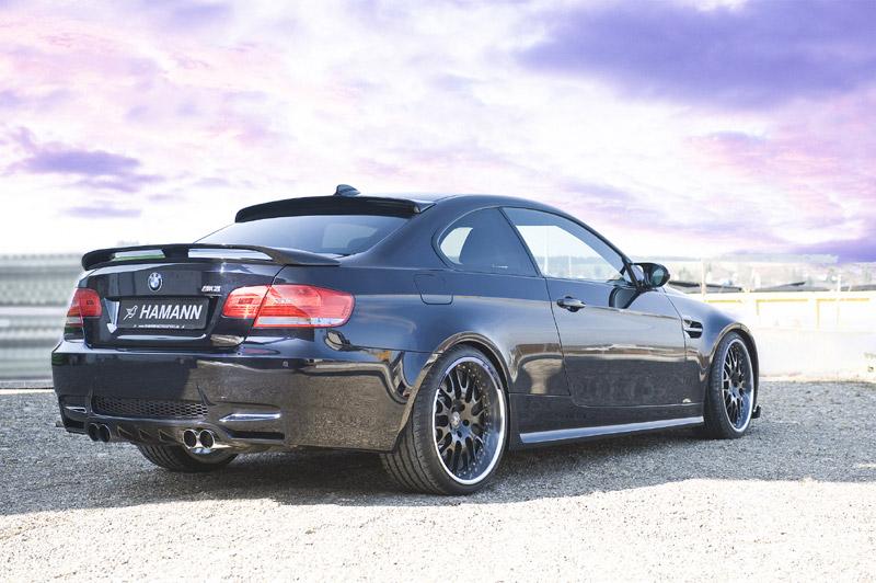 Hamann BMW M3: má se začít větší sestřička, em-pětka, bát?: - fotka 10