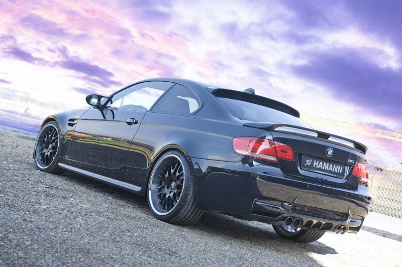 Hamann BMW M3: má se začít větší sestřička, em-pětka, bát?: - fotka 11