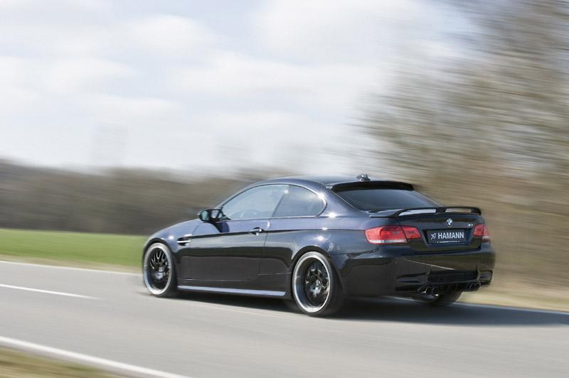 Hamann BMW M3: má se začít větší sestřička, em-pětka, bát?: - fotka 12