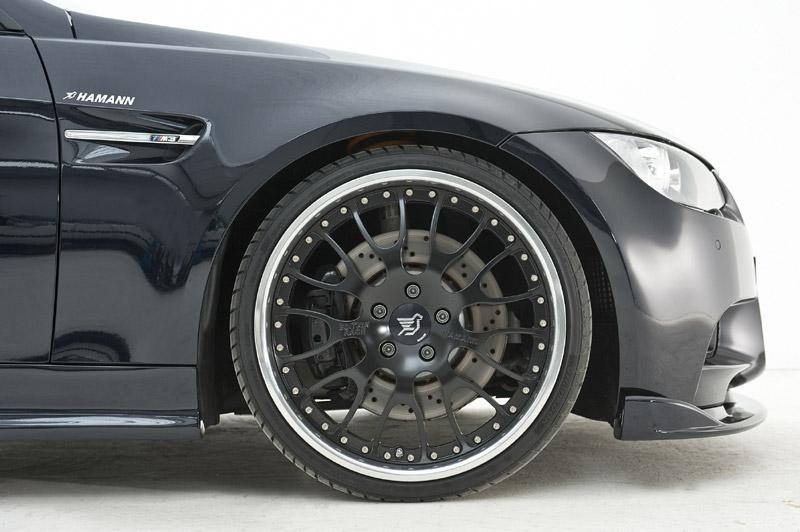 Hamann BMW M3: má se začít větší sestřička, em-pětka, bát?: - fotka 17