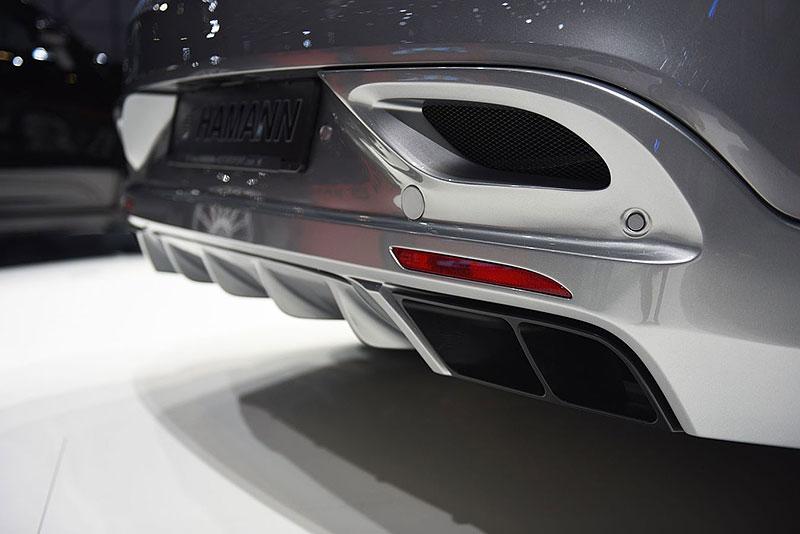 Hamann GLE 63S AMG Coupé děsí vzhledem i výkony: - fotka 6