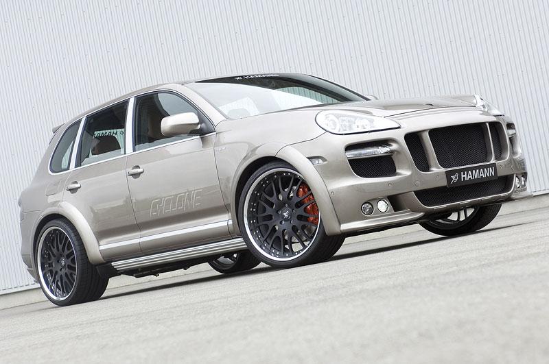 Hamann Cyclone: widebody pro Porsche Cayenne: - fotka 5
