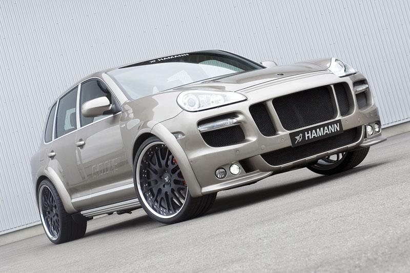 Hamann Cyclone: widebody pro Porsche Cayenne: - fotka 6