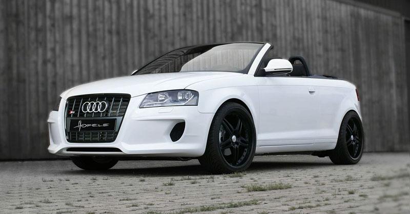 Audi A3 Cabrio: sportovnější vzhled od Hofele: - fotka 2