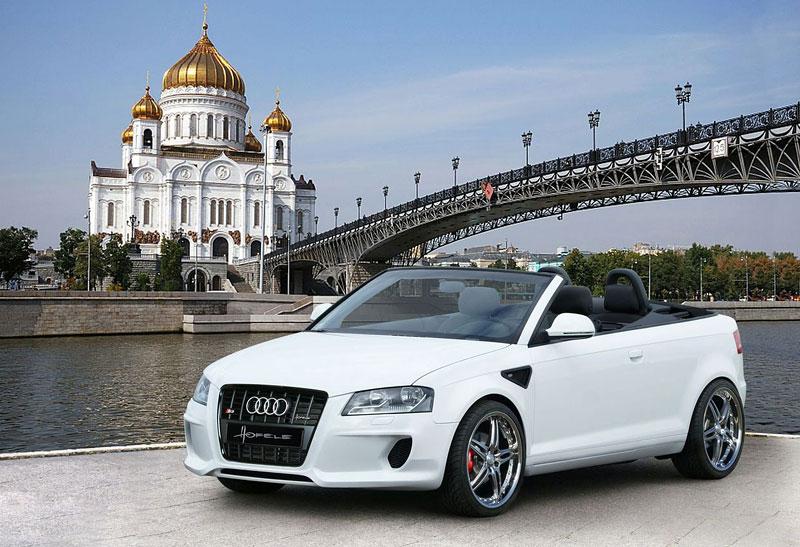 Audi A3 Cabrio: sportovnější vzhled od Hofele: - fotka 3