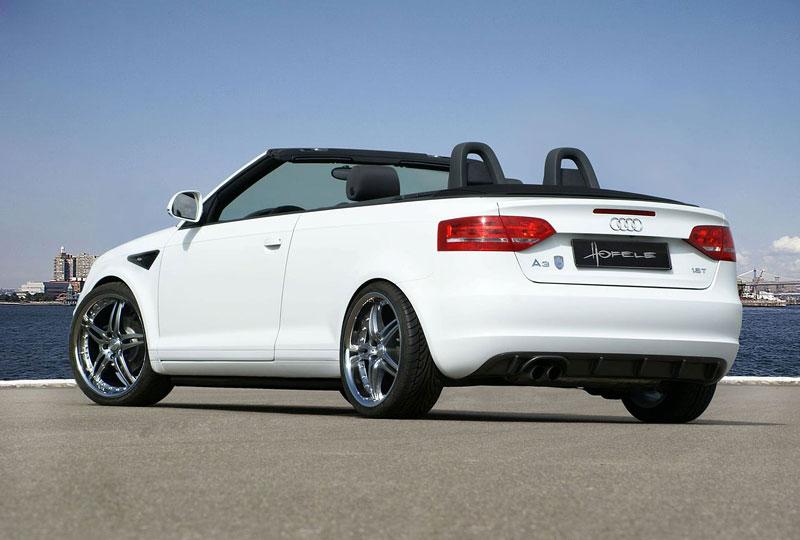 Audi A3 Cabrio: sportovnější vzhled od Hofele: - fotka 4