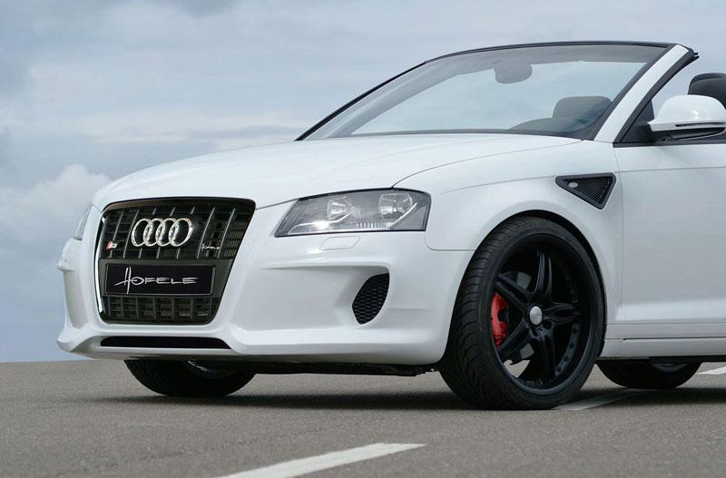 Audi A3 Cabrio: sportovnější vzhled od Hofele: - fotka 8