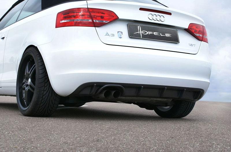 Audi A3 Cabrio: sportovnější vzhled od Hofele: - fotka 9