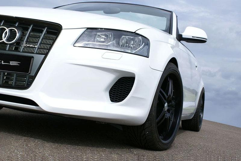 Audi A3 Cabrio: sportovnější vzhled od Hofele: - fotka 10