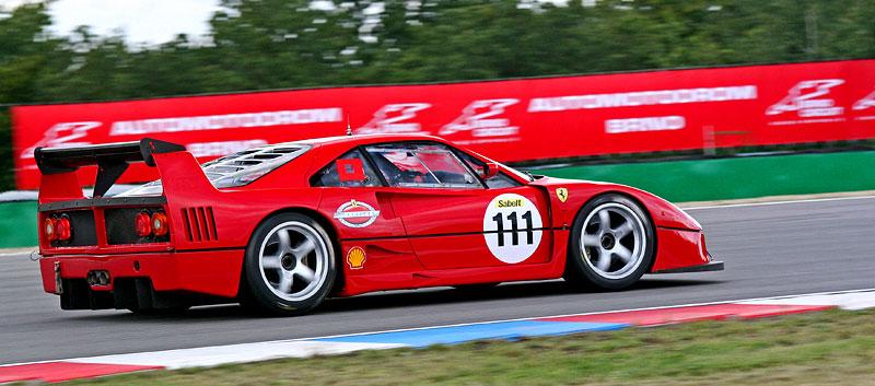 Ferrari Racing Days – poprvé v Brně: - fotka 135