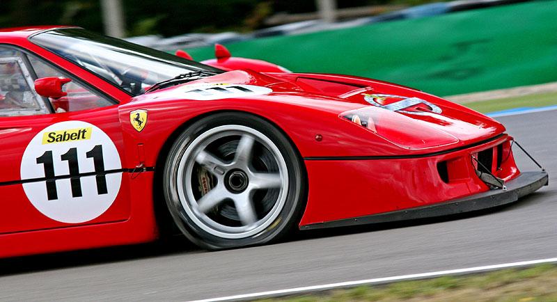 Ferrari Racing Days – poprvé v Brně: - fotka 136