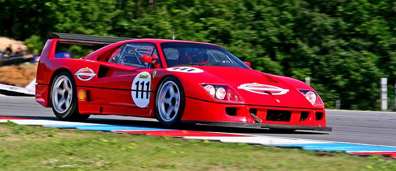 Ferrari Racing Days – poprvé v Brně: - fotka 137