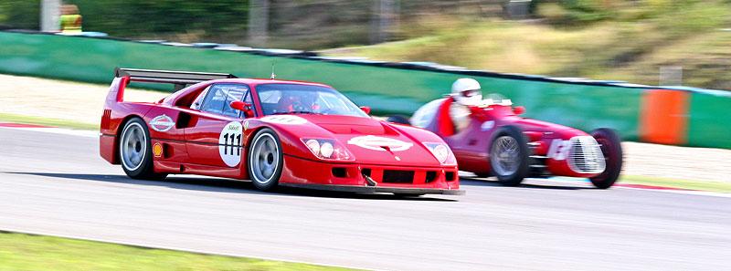 Ferrari Racing Days – poprvé v Brně: - fotka 138