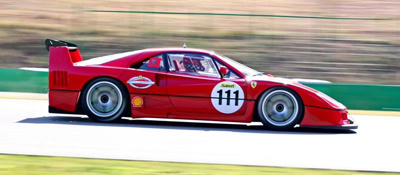 Ferrari Racing Days – poprvé v Brně: - fotka 139