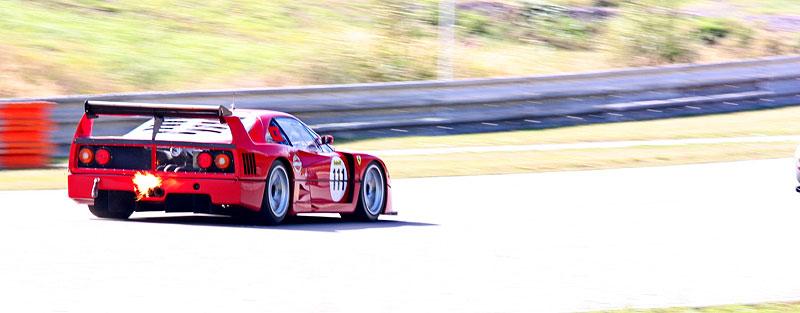 Ferrari Racing Days – poprvé v Brně: - fotka 140