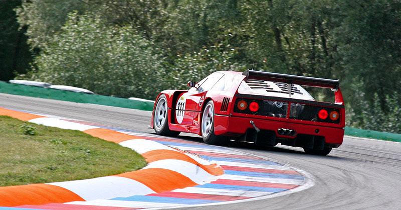 Ferrari Racing Days – poprvé v Brně: - fotka 141